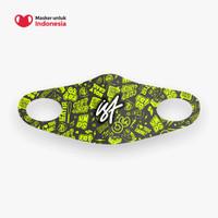 IST x Masker untuk Indonesia