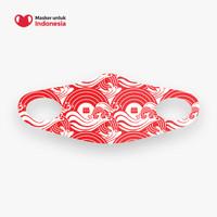 Breadlife x Masker untuk Indonesia
