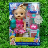 Baby Alive Magical Mixer Baby - Pink