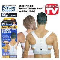 Posture sport power magnetic korset penegak punggung By DR Levines