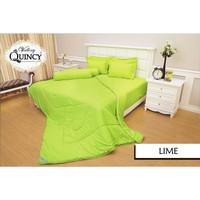 (jourellproject) Bed Cover Set Vallery Quincy Polos ukuran 180 x 200