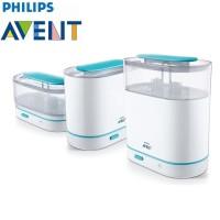Philips Avent 3-in-1 Electric Steam Sterilizer UV Sterilizer Box