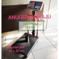 Timbangan Duduk Digital/Timbangan Barang Ekspedisi Paket 100 kg x 20gr