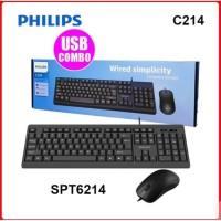 Keyboard Philips C214 combo, Mouse + keyboard