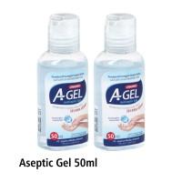 Aseptic Gel Hand Sanitizer 50ml Onemed