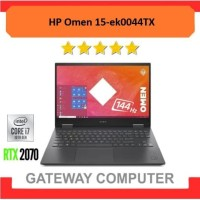 HP Omen 15-ek0044TX 144Hz - i7 10750H 16GB 1TBSSD RTX2060 ADP + OHS
