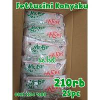 fettucini konyaku/Kwetiaw debm diet keto