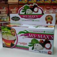 Teh Sirsak Manggis MS MAX / MS-MAX'S / MIRIP-ACE-MAXS-XHAMTHONE