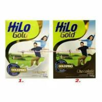 HI LO GOLD / HILO GOLD COKLAT PLAIN ORIGINAL 750GRAM