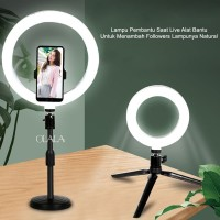RING LIGHT / LAMPU LIVE ZP-1203