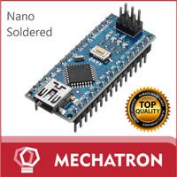 Arduino - Compatible Nano V3.0 Atmega328P 5v 16MHz CLONE Solder