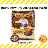 Old Town White Coffee 3 in 1 Cane Sugar Kopi Old Town Gula Tebu 540 g