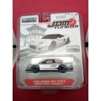 Jada Toys Diecast JDM Tuner 2002 Honda NSX Type R