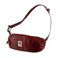 Tas Selempang Fjallraven Ulvo Hip Pack Medium Color Dark Lava