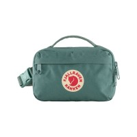 Tas Selempang Fjallraven Kanken Hip Pack Color Frost Green