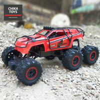 Mobil Remot Jeep Off Road 4WD Mainan RC Car Remote Control