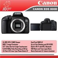Canon EOS 800D Body Only Camera DSLR Canon
