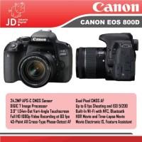 Canon eos 800D Kit 18-55mm is stm -Camera DSLR Canon EOS 800D