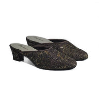Sepatu pengantin wedding shoes perempuan ukuran 35-43 Coklat ER 032