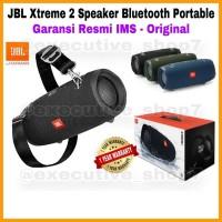 JBL Xtreme 2 Speaker Bluetooth Portable - Garansi Resmi IMS - Original