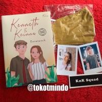 Novel KENNETH & KEINNA (Coretanck)
