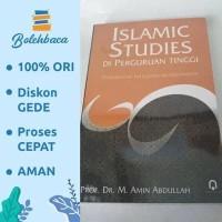 Islamic Studies oleh Amin Abdullah - Pustaka Pelajar