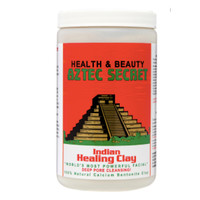 SHARE - Aztec Secret Indian Healing Clay Mask 80 gr + Bragg 70 ml