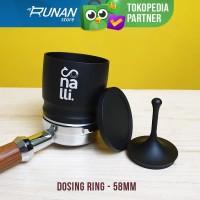 Intelligent Dosing Ring 58mm Tinggi - Dosing Funnel Corong Portafilter