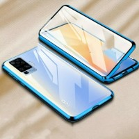 case magnet Double Glass VIVO X50 PRO magnetic Front+back Glass