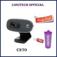 Logitech C270 Webcam HD 720P Web Cam C 270