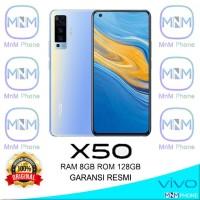 Vivo X50 8/128 Ram 8gb Rom 128gb GARANSI RESMI