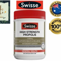 Swisse Ultiboost High Strength Propolis 300 Capsules