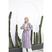 Terminal Grosir | Outerwear Wanita Muslim Original | Azzura Outer