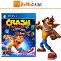 Crash Bandicoot 4 Its it's About Time PS4 Crash Bandicoot 4 PS4 BD PS4