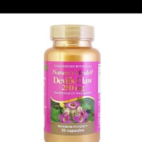 Natures Health Devils Claw 250 Mg 30 kap Natures Empedu Devils