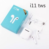 Earphone i11 Bluetooth 5.0 Sport True Wireless Headset Aipods i1