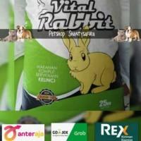 Makanan Kelinci Vital Rabit / Citra Feed 20kg / Khusus Gojeg Grab