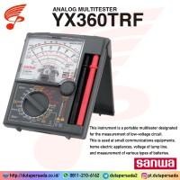 Garansi 1th Sanwa YX360TRF Analog Multimeter YX-360 TRF Multi Tester