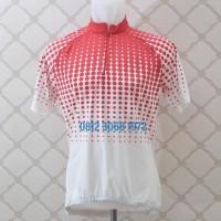 Kaos Jersey Sepeda Gowes Fit Bahan Halus Elegan Kualitas Import