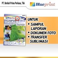 Kertas Inkjet / Inkjet Paper BLUEPRINT A4 120 gsm