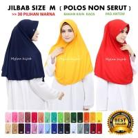 Jilbab Hijab Kerudung Bergo Instan SPRTI Rabbani Rabani Anak Sekolah f