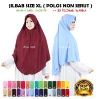 Jilbab Hijab Kerudung Bergo Instan SPRTI Rabbani Rabani Anak Sekolah J