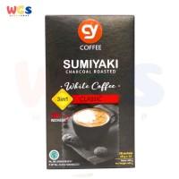 CY Sumiyaki Charcoal Roasted White Coffee 3 in 1 Classic / box