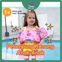 Pelampung Renang Anak - Aman & Lucu - jaket / rompi / life buoy - display only