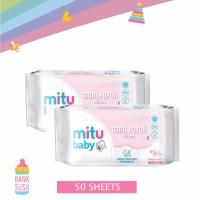 MITU Baby Wipes 50 Sheets