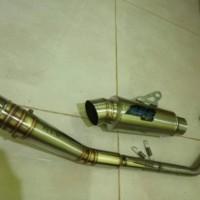 Knalpot Dos For Jupiter Mx New .Mx Old Mx King All Motor Mx