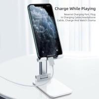 Portable Desktop Phone Stand Tripod Holder (Samsung iPhone Xiaomi)