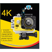 Sport Action Cam WiFi 4K Ultra HD IP68 16MP - Go Pro Xiaomi Yi Kogan