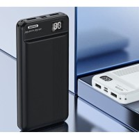 REMAX Fizi Series 2USB Power Bank 20000mAh RPP-106 - Putih
