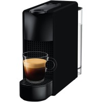 NESPRESSO Essenza Mini C30 Coffee Machine - Black - Hitam (Mesin Kopi)